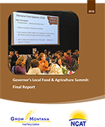 food summit final report
